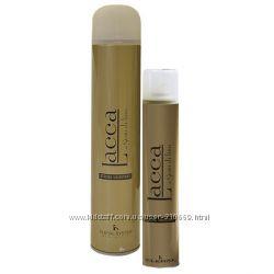 Лак для волосся з олією азіатського льону Strong Hairspray Semi di lino