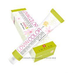 Стойкая крем-краска для волос LOVINCOLOR 100 ml