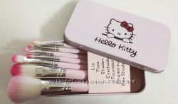 Набор кистей для макияжа Hello Kitty
