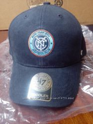 Бейсболка, детская. &acute47 New York City FC. Оригинал.