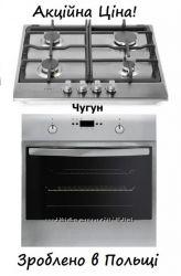 Комплект духовой шкаф Whirlpool AKP 407 IX  и варочная поверхностьAKR 361