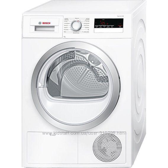 Сушильная машина Bosch WTN 86200 PL