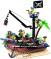 Конструкторы Brick Пираты, корабли, сокровища, пиратская серия