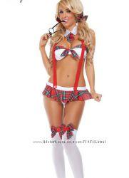 Сексуальный игровой костюм студентки