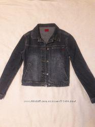 Джинсовая куртка Crown размер S
