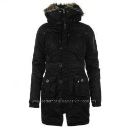 Нереально красивая стильная фирменная куртка парка из Англии оригинал