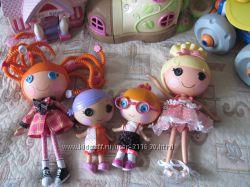 Наши куклы LALALOOPSY