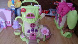 Наши фирменные игрушки ELC, Smoby, Disney