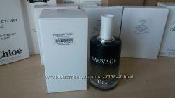 Dior Sauvage edt 100ml M Тестер