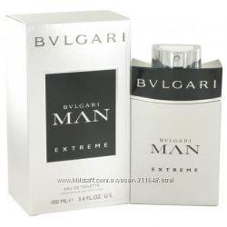 Bvlgari Man Extreme edt 100 ml Тестер