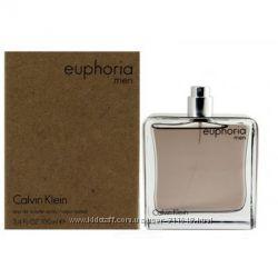 Calvin Klein Euphoria men intense edt 100 ml тестер