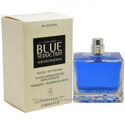 Antonio Banderas Blue Seduction for Men edt 100 ml тестер