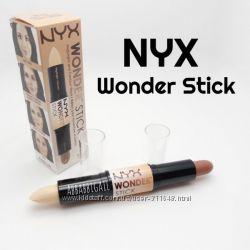Двойной карандаш для контурирования NYX Wonder Stick