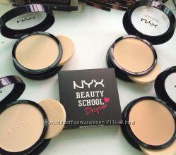 Компактная пудра NYX Beauty School Dropout