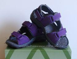 Фирменные босоножки для детей Karrimor - фиолетовые