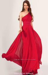 Платья на одно плечо