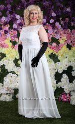 Свадебные платья большого размера