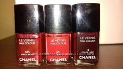 Лаки Chanel , Dior,  оригинал