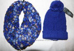 Комплект шапка шарф C&A