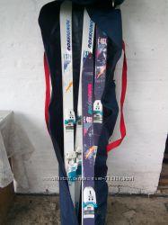 Лыжи 2 пары