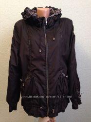 Деми курточка, состояние новой вещи
