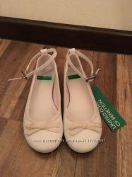 Детские балетки Benetton