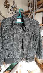 Шерстяное пальто Next для девочки 10лет