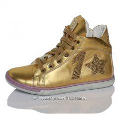 Ботинки на девочку Minimen 27 размеры