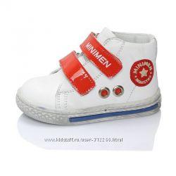 Ботинки на девочку Minimen 20-24 размеры