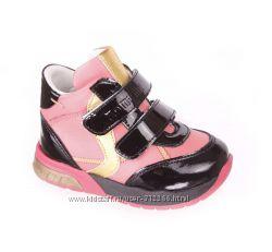Ботинки MINIMEN на девочку 20-24 размеры.