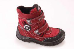 Зимние ботинки MINIMEN на девочку 18-25 размеры