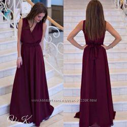 3ebda2b078e Очень красивые платья макси р. от 40 до 54