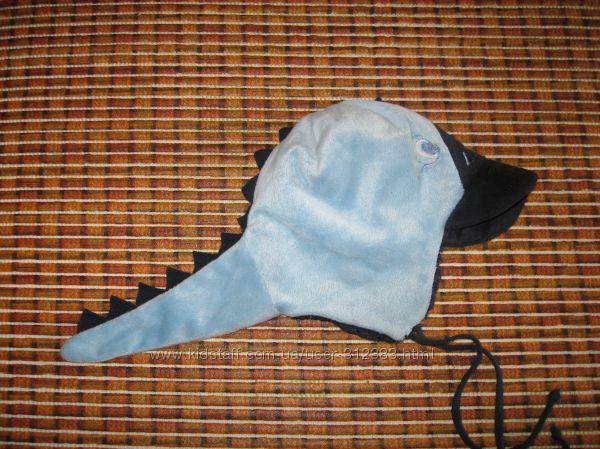 шапочка ТУ-ТУ  для мальчика р. 50-52