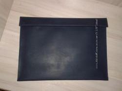 Чехол для ноутбука макбука ручная работа кожа