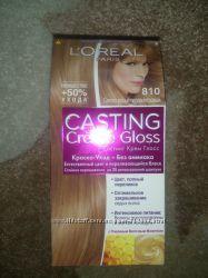 Краска для волос Loreal casting 810