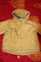 Фирменная деми куртка возможен обмен