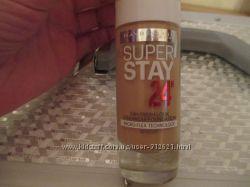 Maybelline Super Stay 24H Fresh Look тональный крем 10  ivory