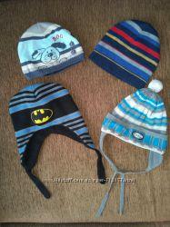 Разные шапочки на мальчика 1, 5-3года