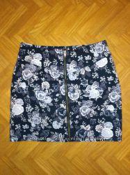 Эффектная юбка р-р м-л