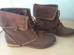 Bershka ботинки женские 40р скидка