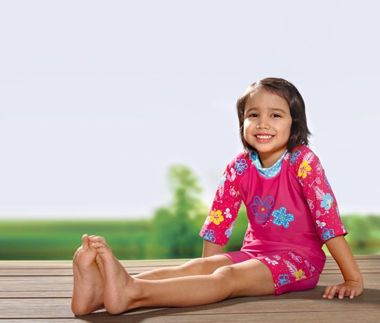 Детский комплект для купания размер 74-80  ТСМ TCHIBO