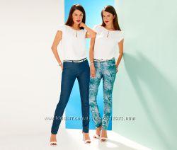 Реверсивные брюки -джинсы. размер евро  38,  42 Чибо ТСМ TCHIBO