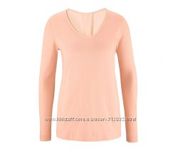 персиковый свитер- туника  от ТСМ TCHIBO  евро 40-42 евро 44-46