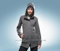 Пальто из трикотажа на флисе. Размер М Чибо ТСМ TCHIBO