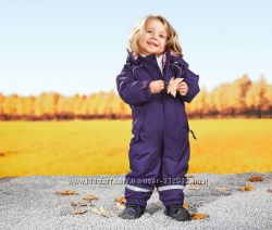 Зимний комбинезон для девочки Размер 74-80 Чибо ТСМ TCHIBO