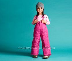 Яркий розовый зимний комбинезон размер 86-92 от ТСМ TCHIBO