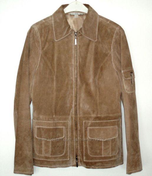 Стильная женская курточка из натуральной замши от ТСМ TCHIBO
