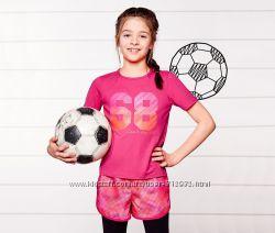 Детские  шорты для занятий спортом размер 134-140  и 146-152 ТСМ TCHIBO