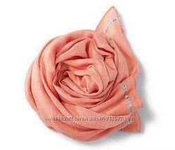 Хлопковая шаль - шарф женский   размер 118х163  ТСМ TCHIBO