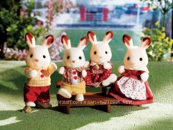 Родина шоколадних кроликів